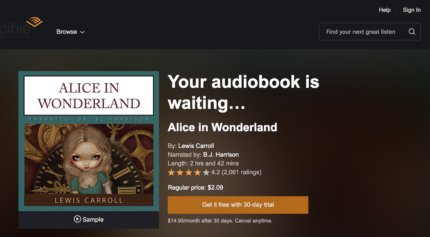 Get the Most Out of Audible Without Spending a Fortune