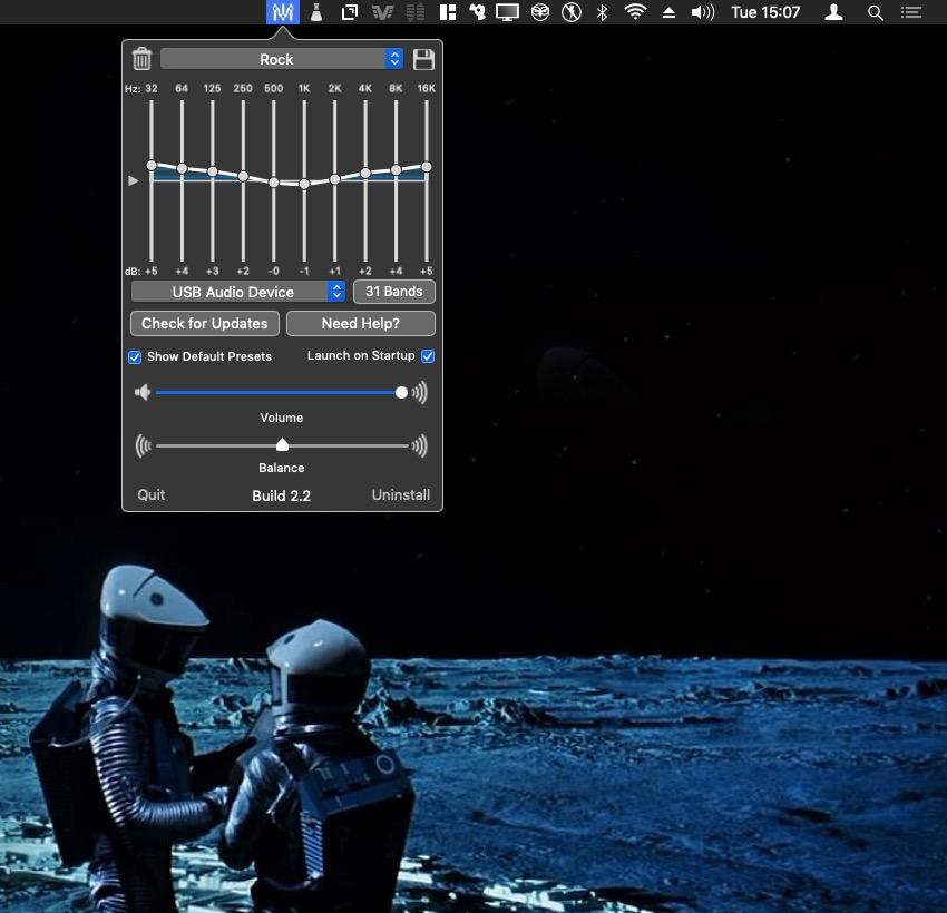 Audio Equalizer For Mac Os